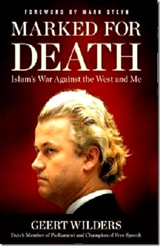 Marked for Death - Geert Wilders bk jk