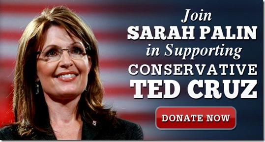 Palin Endorse Ted Cruz