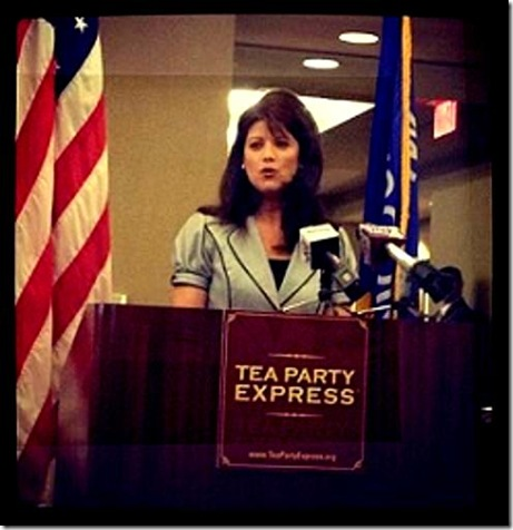 Rebecca Kleefisch at TPX Endorsement