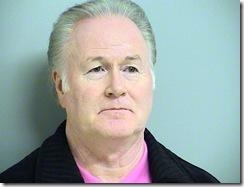 Richard Roberts 1-24-12 mug shot DUI