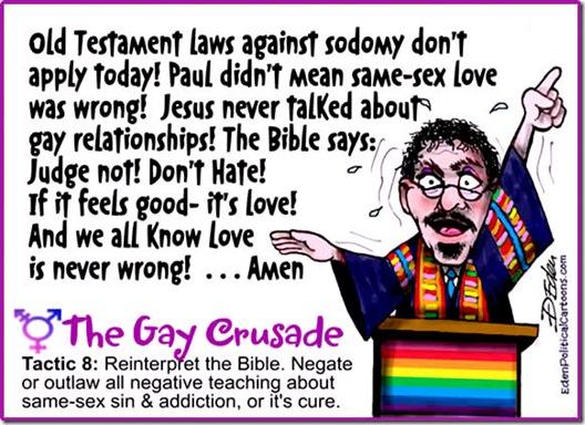 Gay Theology Propaganda