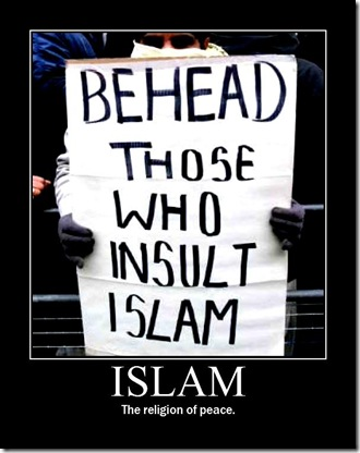 islam-religion-of-peace - Beheading