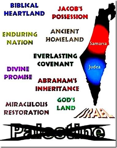 Judea-Samaria is Israel