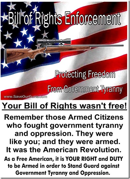 Bill of Rights is Victory over oppression