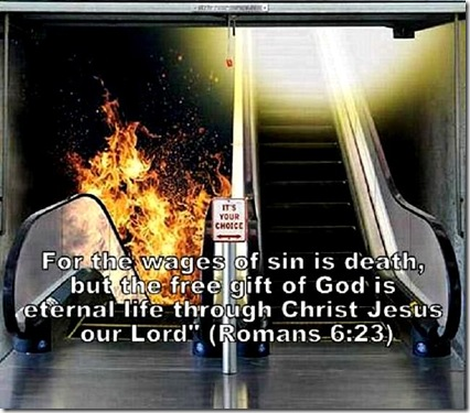 Hell or Heaven - Rom. 6-23