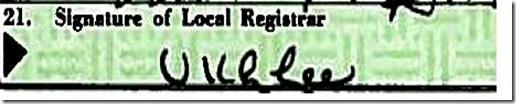 UKE Lee Signature