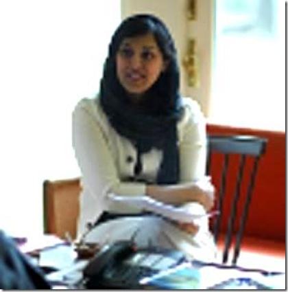 Amina Chaudary