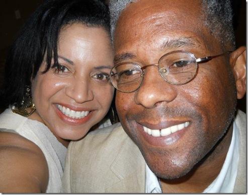 Angela & Allen West