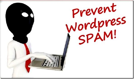 Prevent WP Spam
