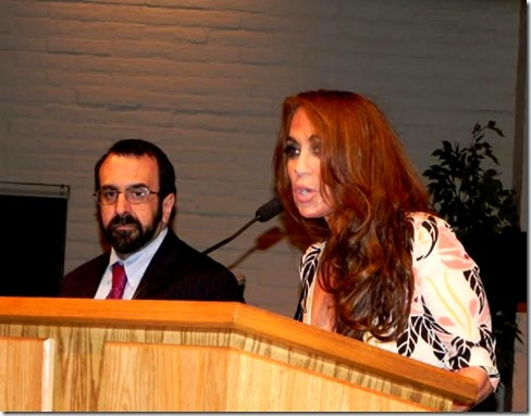 Robert Spencer & Pamela Geller