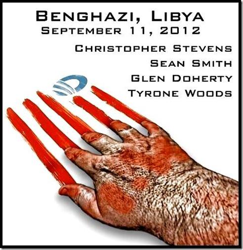 Benghazi Embassy Murder Photo