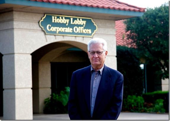 David Green - Hobby Lobby Corp Office
