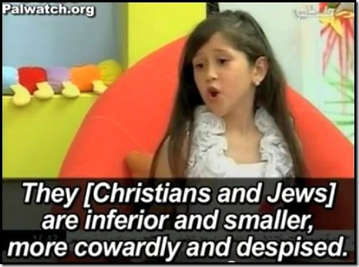 PALWATCH- Christian-Jew-Hatred