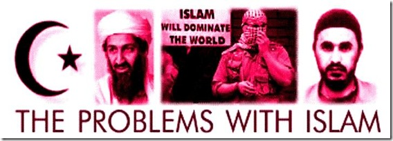 Problems with Islam banner