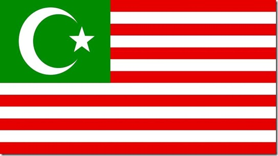 Islamic Republic of America flag