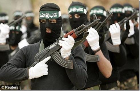 Palestinian Terrorists