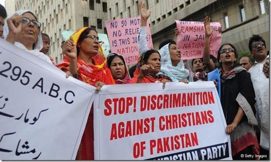 Stop Persecuting Christian Pakistanis