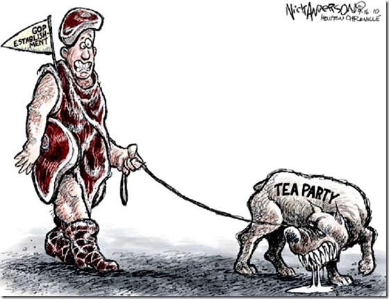 Tea-Party-vs-Establishment toon