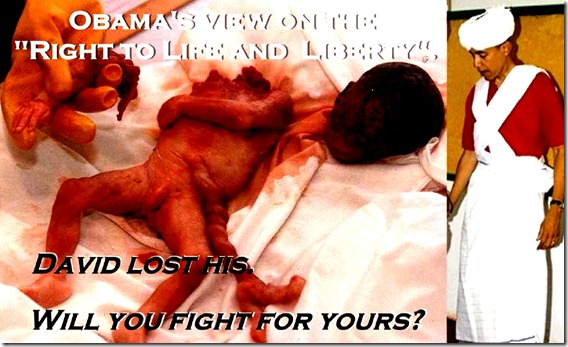 Aborted - BHO View on Right to Life and Liberty