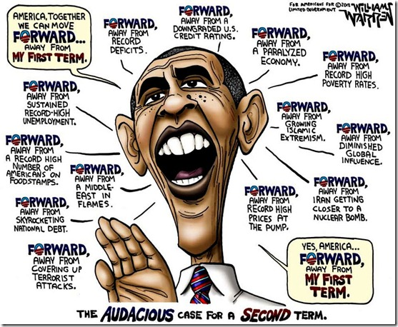 Audacious case 2nd Term -  BHO Foreward