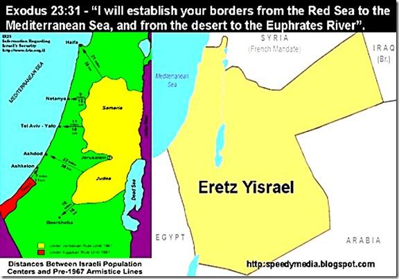 Eretz Israel map 2