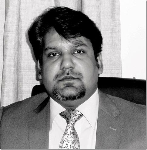 Farrukh Harrison Saif