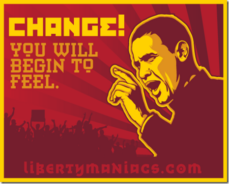 Red Change you will begin to feel - BHO
