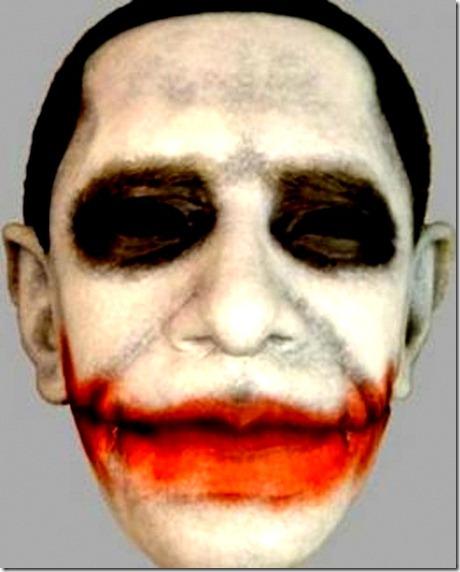 Joker Mask on BHO