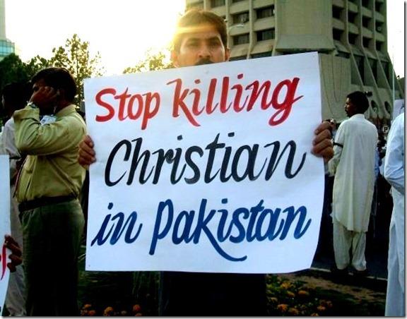 StopKillingChristiansPakistan