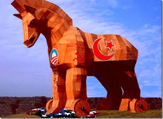 Islamic Trojan Horse to USA