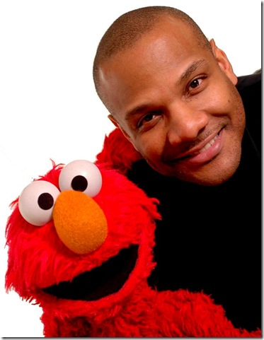 Kevin Clash & Elmo