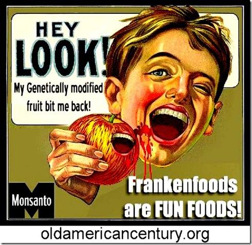 Monsanto Frankenfoods
