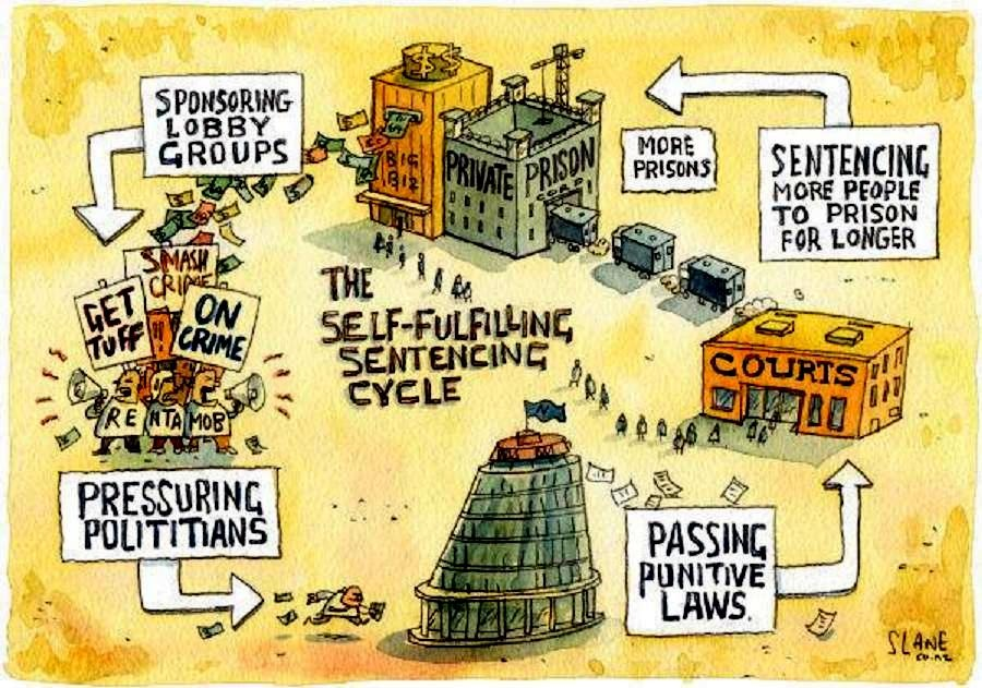Image result for private prisons health