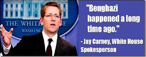 Carney - Benghazi happened a long time ago