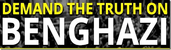 Demand Benghazi Truth