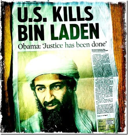 Newspaper Copy - U.S. Kills UBL