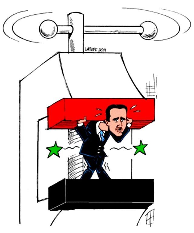Bashar Al Assad Evil