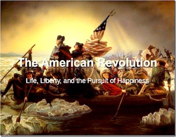 Life, Liberty & Happiness - GW Cross Delaware