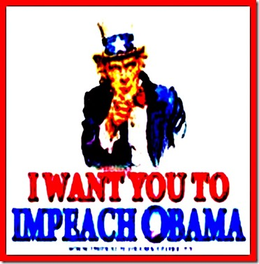 Uncle Sam wants YOU to Impeach BHO