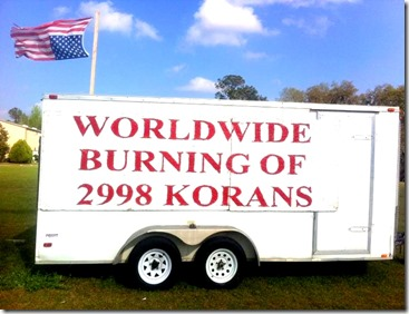 World Wide Burning 2998 Korans