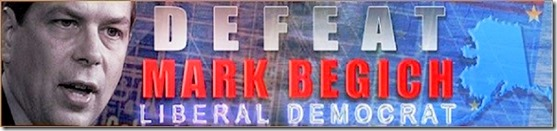Defeat Mark Begich banner