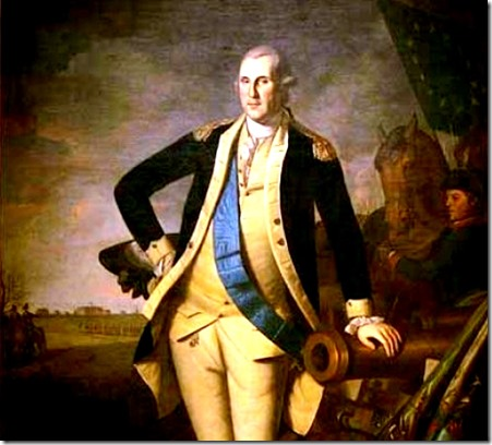 George Washington Portrait 1779