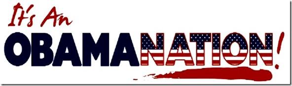 Obamanation banner
