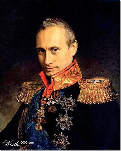 Czar Vladimir Putin 2