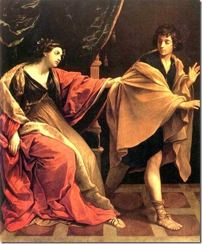 Joseph Resisting Potiphar's Wife 4