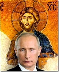 Vladimir Putin - Defender of the Faith