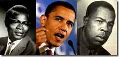 BHO SR, BHO JR, and Frank Marshall Davis