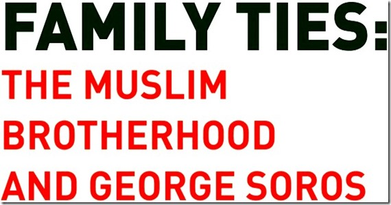 Family Ties - MB and Soros