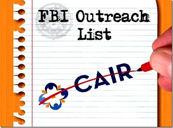 FBI Outreach List - CAIR