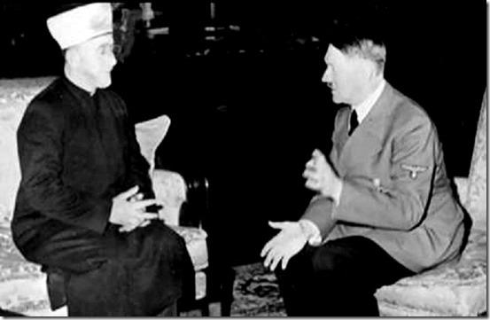 Hajj Amin al Husseini - Adolf Hitler
